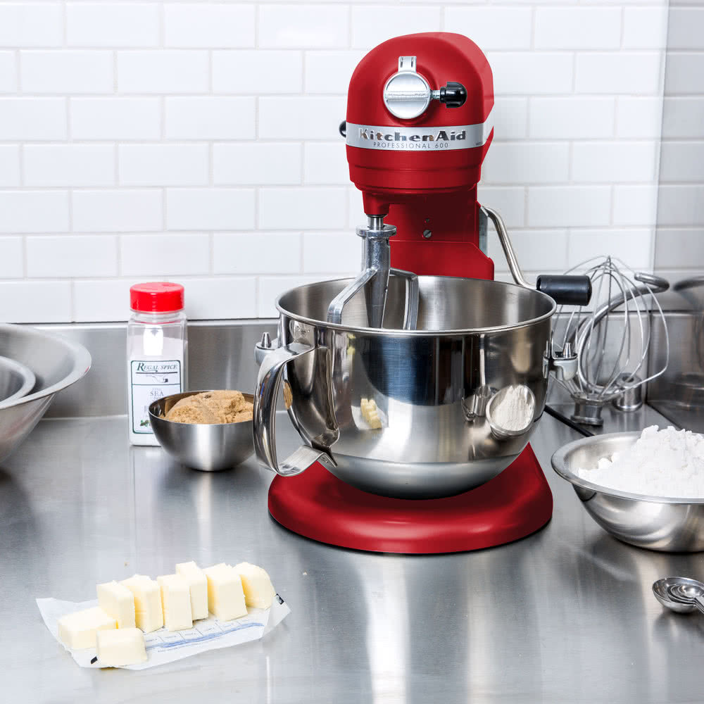 Alternative 2 - KitchenAid KP26M1XER Stand Mixer