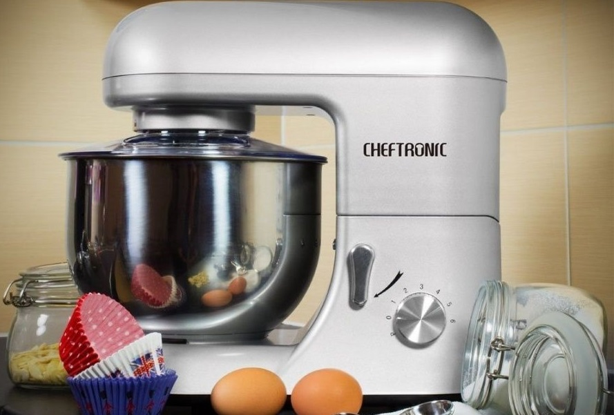 CHEFTRONIC SM-986 Stand Mixer Review