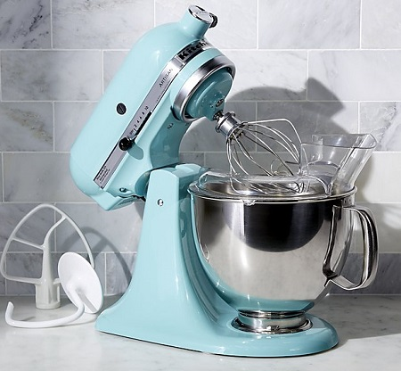 Extra Features Stand Mixer