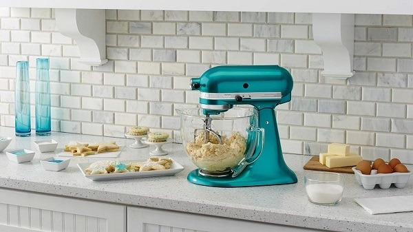 Stand mixer.
